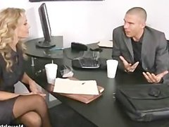Julia Ann Office Sex