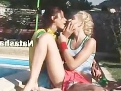 ultra sexy public licking vaginas