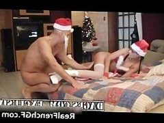 Santa Claus likes to play with sexy part6