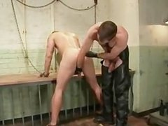 Hardcore gay guys in extreme gay BDSM part3
