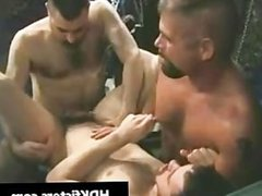 Super hardcore S&M gay asshole fisting part2