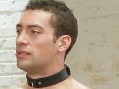 Hardcore gay BDSM porn clip with Tristan part5