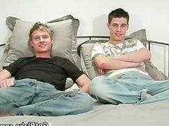 Matt M and Kristian T jerking eachother part3