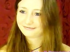 Shy Teen Masterbates On Webca