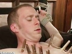 Hardcore gay guys in extreme gay BDSM part2