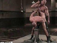 Extreme hardcore gay bondage part5
