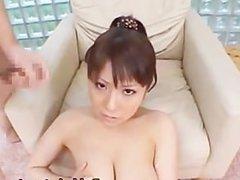 Harumi Asano Asian chick in hot part1