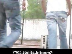 Free gay Hot gay Latinos having gay porn part1