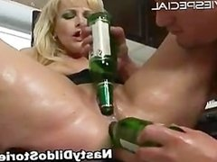 Mature MILF gets asshole fucked part3