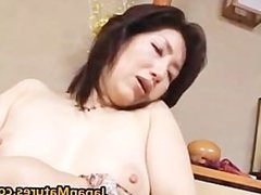 Aya Masuo Japanese mature chick gets part5