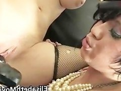 Hot latin babe gets her pussy licked part5
