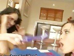 Reena Sky and Renae Cruz having hot part4