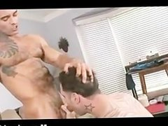 Alexsander and Kevin fucking and sucking part1