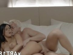 Extreme charming art sex from Sweden