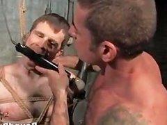 Extreme hardcore gay bondage part6