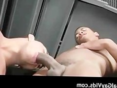 Steamy hot Latin gay threesome part2