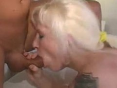 submissive cute blonde loves rough sex