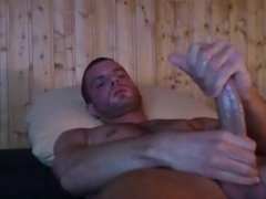 A HOT SEXY DUDE FUCKING A FLESHLIGHT