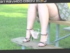MY LEGS OUTSIDE