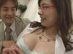 Schoolgirl Hime Tsukino gets sucked off by her teacher.