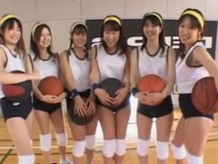 Free jav of Asian basketball players are part3
