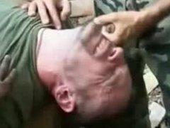 cassage de cul a l'armée