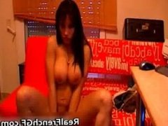 Super hot bigtits gothy webcam part3