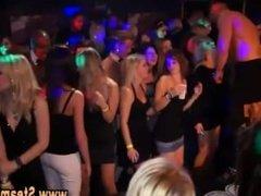 Hot cfnm amateur babes dance