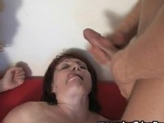 Dirty old women love getting fucked hard part3