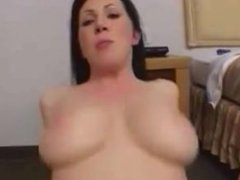 Blue eyes mature wife fucking great