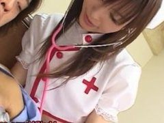 Ai Himeno dirty real asian nurse part4