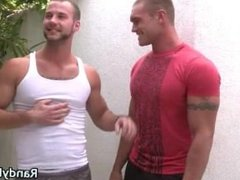 Studs Bryce and Chris fucking part6