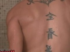 Married straight guy jerking part2