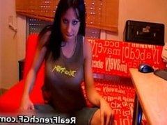 Super hot bigtits gothy webcam part6