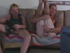 Muscle Jocks And Giant Cocks - Scene 6
