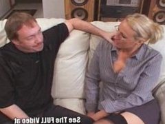 Teacher Joey Lynn Gets a Lesson In Slutty Submission