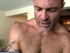 Straight guy turns gay