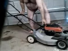 Trying to start the lawnmower pt 4