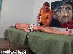 Check straight bait get a sensual massage