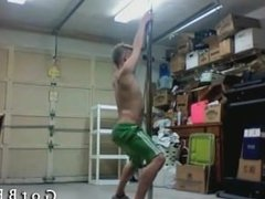 Blonde Twink Pole Dancing 3 by GotBF part6