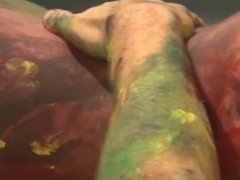 Extreme sex in the colors