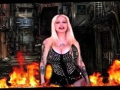 Sabrina Sabrok Rebel Yell Video Clip