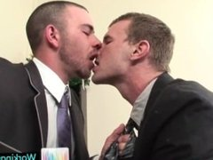 Job interview resulting in hot steamy gay porn By Workingcock part3