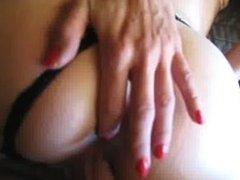 wife anal tease