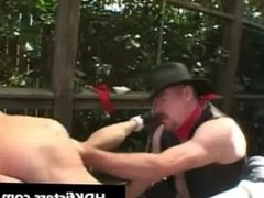 Gay cowboys in super extreme gay fisting part5