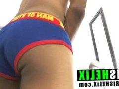 Underwear Modeling 3!