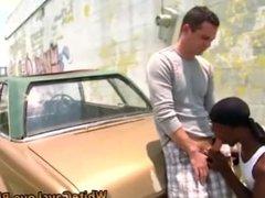 Watch interracial gay gangster
