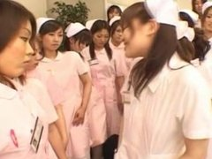 Real real asian nurses enjoy sex on top part2