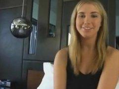 Amy Busty 20 YO Blonde SF DT Anal