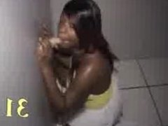 Premature Cum Gloryhole 31s black ebony cumshots ebony swallow interracial